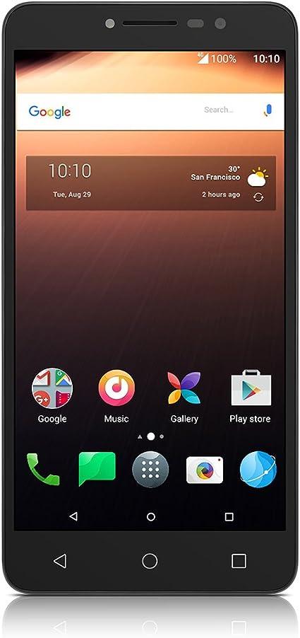 Alcatel A3 XL Smartphone (6 Pulgadas, 16 GB de Memoria, Android ...