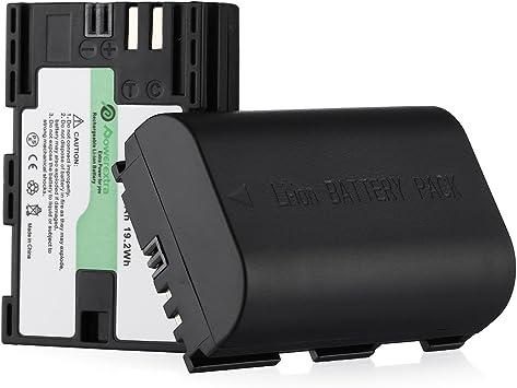 Power extra LP E6: Amazon.es: Electrónica