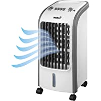 Mobiele airconditioner, 80 W, wit
