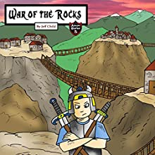 War of the Rocks: Burning Bridges Audiobook by Jeff Child Narrated by John H Fehskens