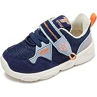 Bebé Zapatos Niñas Ligero Suave Transpirable Primeros Zapatillas Niños Plano Suela Informales Antideslizante Unisex 18…