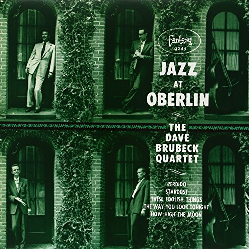 Jazz at Oberlin [Vinyl] by Fantasy