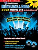 Blues Licks and Solos Book with DVD and CD, Jody Worrell, 1893907708