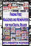 Finding Free Magazines and Newspapers for your Digital Reader