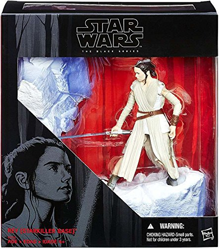 Star Wars Black Series 6 Rey (Starkiller Base)