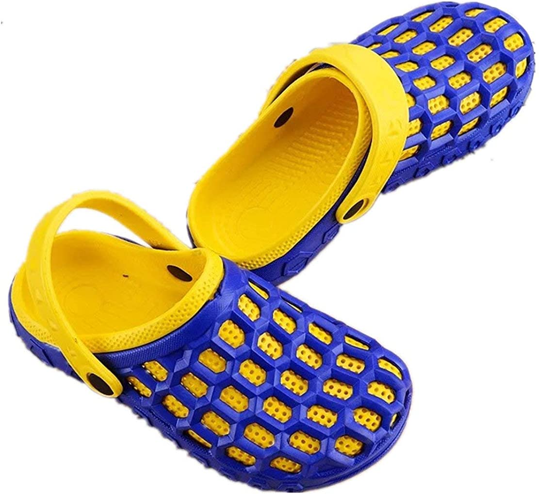 Awesomenow Mens and women cave leisure beach shoes breathable flat-soled slippers EVA Slippers