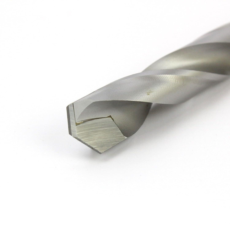 /MK 1/Pointe en carbure de tungst/ène TCT Foret /à m/étaux HSS Fuseau morse en acier inoxydable tremp/é Joran 12/mm/