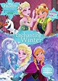 Disney Frozen Enchanting Winter (Jumbo Coloring Book)