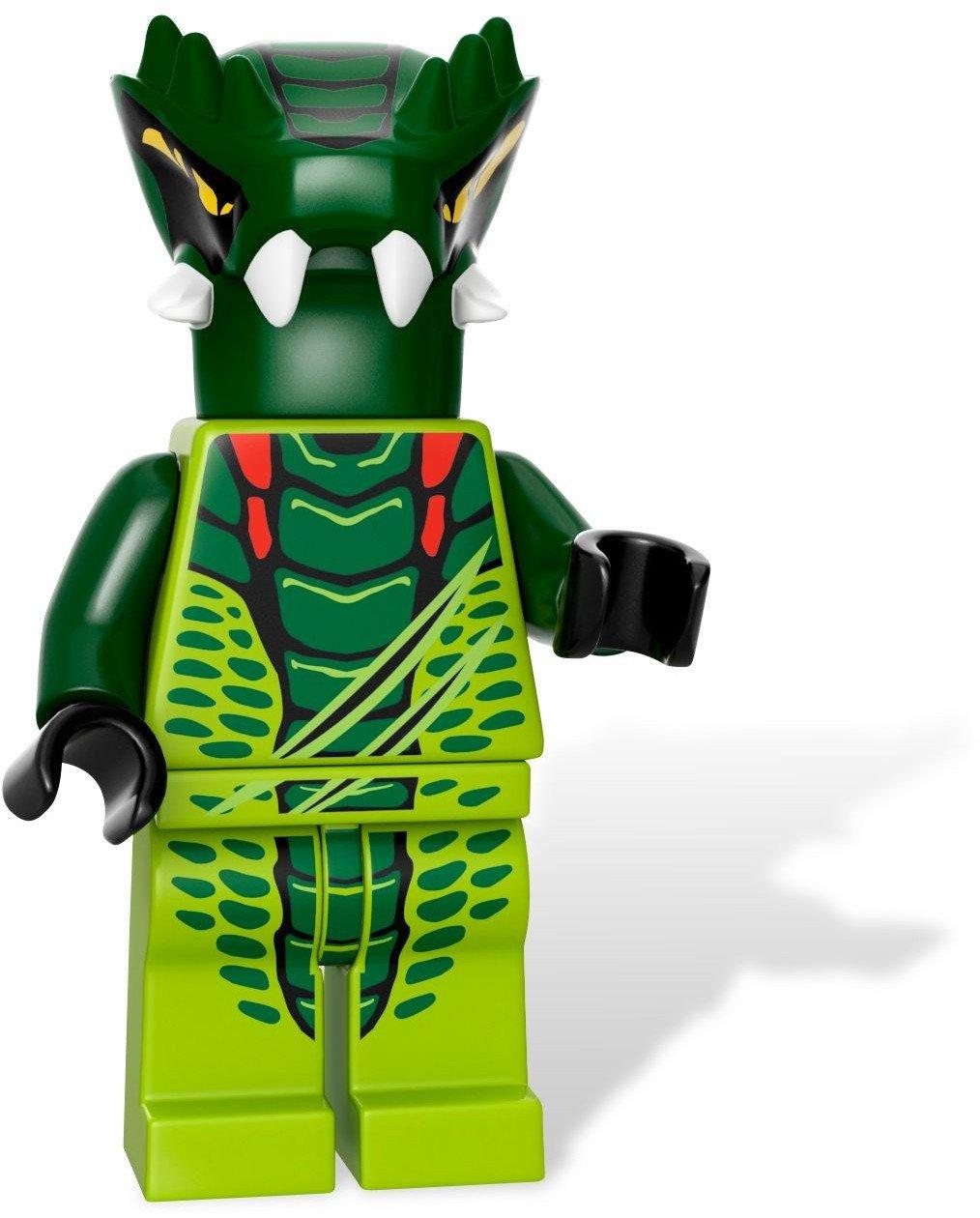 LEGO Ninjago - Minifigur LIZARU - Ninja-Fighter out of Set ...
