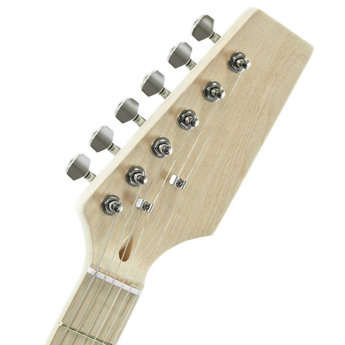 Kit de Bricolaje de Guitarra Eléctrica Knoxville - Cuerpo de Fresno: Amazon.es: Instrumentos musicales