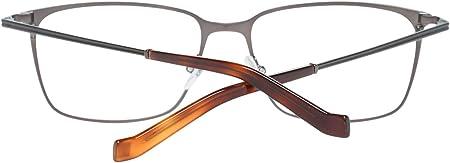 Hackett HEB21117555 Monturas de gafas, Marrón, 55 para Hombre