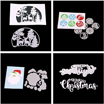 Words Cutting Dies Stencil For Scrapbooking DIY Cards Embossing Template Crafts