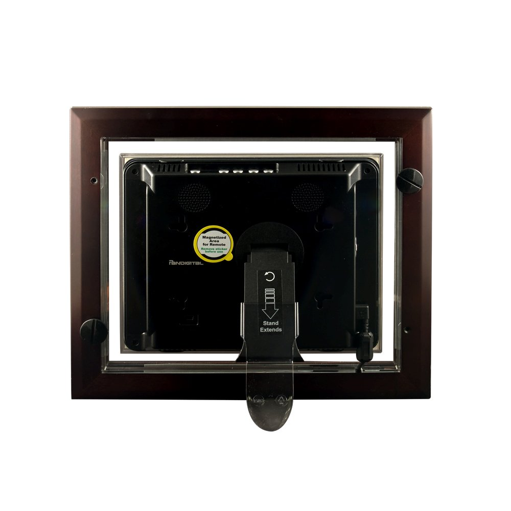Pandigital pantouch PAN8000DWPCF1 8-Inch visualización táctil LCD ...