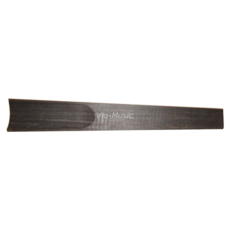 Ebony Upright Double Bass Fingerboard, 3/4
