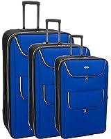 Set de 3 valises chariot phuket
