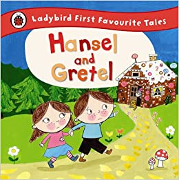 Image result for hansel and gretel ladybird