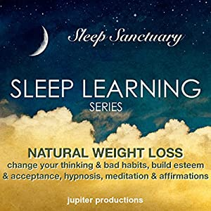 Natural Weight Loss, Change Your Thinking & Bad Habits, Build Esteem & Acceptance Speech