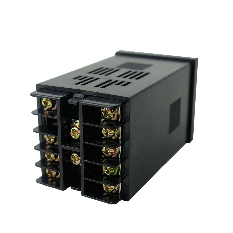 Modulo di disconnessione a bassa tensione della batteria 12V Accensione automatica Modulo di protezione di recupero Sottotensione Batteria Carica Parametri del protettore Regolabile