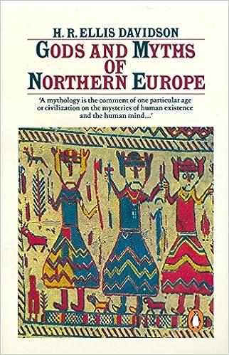 Gods and Myths of Northern Europe [EN] - H. Davidson