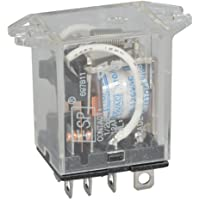Omron LY2-UA-006244 Relay, DPDT, General Purpose (Pack of 2)