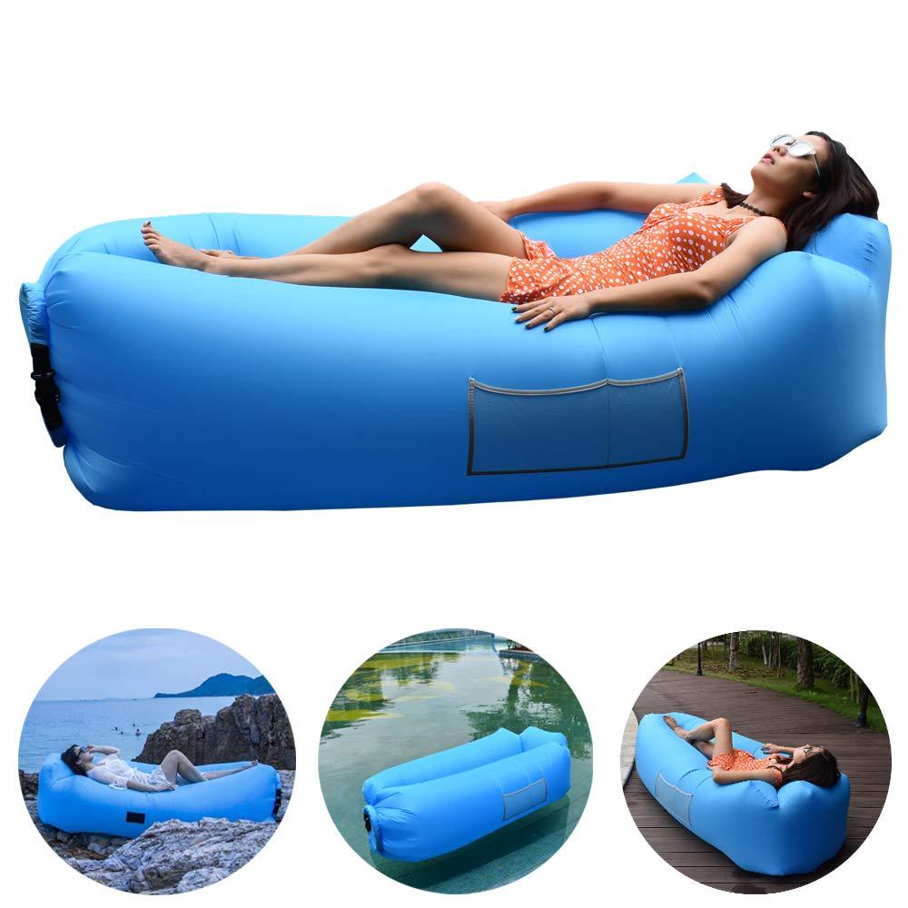 Xingaosheng Xas inflable aire tumbona funda de sofá sofá ...