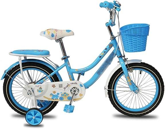 Bicicletas HAIZHEN for niña, 12/14/16/18 Pulgadas for niña ...