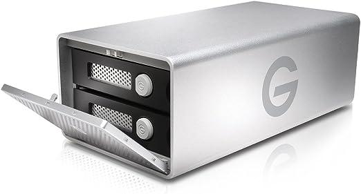 G-Technology (HGST) G-RAID USB G1 Removable 12TB USB3.0対応 外付けハードディスク 【3年保証】 0G04080AZ