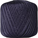 Crochet Thread - Size 10 - Color 38 - NAVY - 2 Sizes - 27 Colors Available