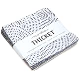 "Thicket Charm Pack By Gingiber; 42 - 5"" Precut Fabric Quilt Squares"