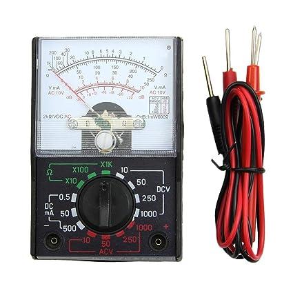 Cowmole Co  Mini MF-110A Electric AC/DC OHM Voltmeter