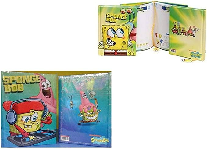 10 mesi diario spongebob!