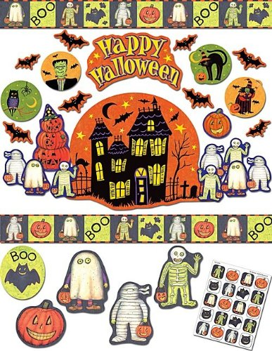 Teacher Created Resources 9985 SW Happy Halloween Set