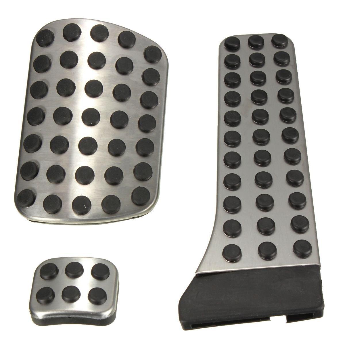 Clutch Pad Material : Car accelerator brake rest set at clutch pad pedal