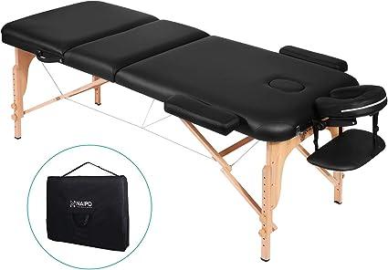 Lettino Pieghevole Per Massaggio.Naipo Lettino Massaggio Professionale Lettino Per Massaggi