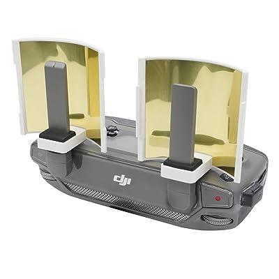 Anbee Antenna Booster Signal Range Extender for DJI Mavic Mini/Pro/Mavic 2 / Mavic Air/Spark Drone Remote Controller: Toys & Games