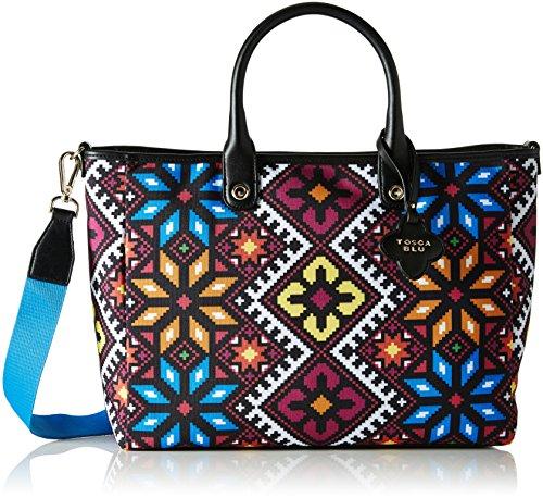 Tosca Blu Naomi - Hand Bag 14x28x36 Cm Plastic Woman (bxhxt)