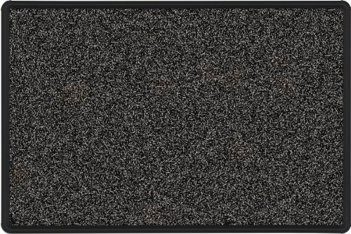 Best-Rite Presidential Trim Rubber-Tak Tackboard, Black Trim, 33 3/4 x 48 Inches, Black (321PC-T1-96) (Balt Presidential Trim)