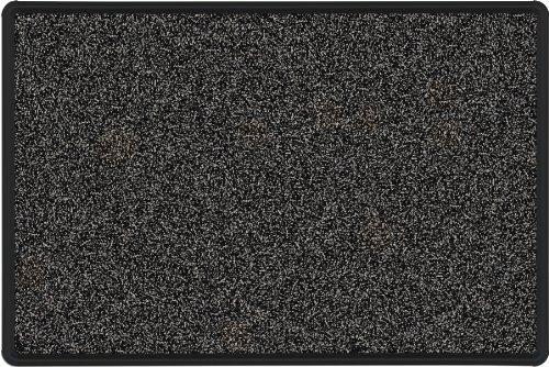 Best-Rite Presidential Trim Rubber-Tak Tackboard, Black Trim, 33 3/4 x 48 Inches, Black (321PC-T1-96) by Best-Rite