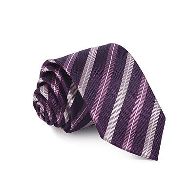 WERLM Corbata de seda de los hombres 7 cm tela de seda Vestido de ...