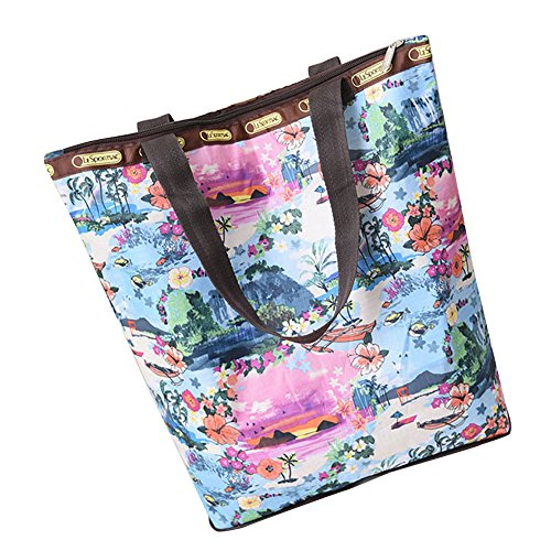 Casual Fashion Shopping Crossbody Bag Shoulder L Floral Women Printed Robemon Messenger Satchel Handbag Beach f6AYx0