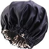 Satin Bonnet Silk Bonnet Hair Bonnet For Sleeping Satin Bonnet For Natural Hair Bonnets For Women Silk Bonnet For Natural Hai