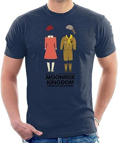 Cloud City 7 Moonrise Kingdom Outfit Movie Silhouette Mens T ...