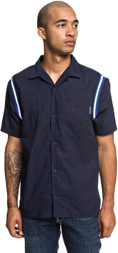 DC Shoes Inner Circle - Camisa de Bowling con Manga Corta - Hombre - XL: Amazon.es: Ropa y accesorios
