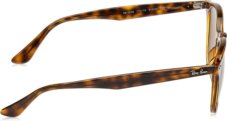 B01EONBEY4 Ray-Ban RB4259 Round Sunglasses 61LJlxm82QL
