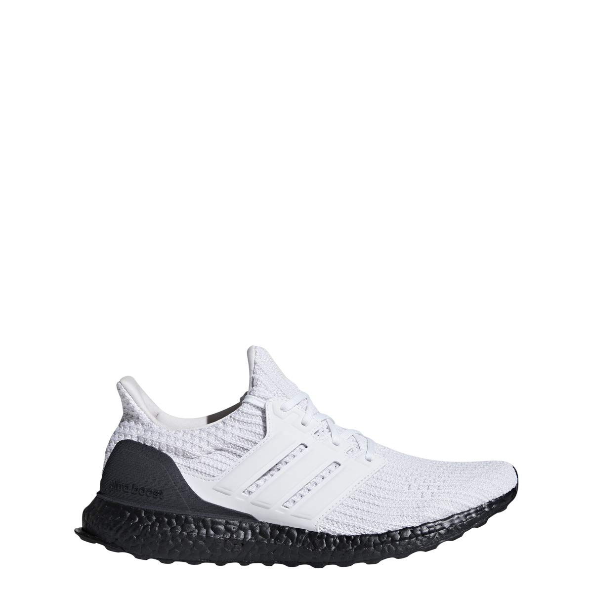 adidas Men's Ultraboost, Orchid Tint/White/Black, 10 M US by adidas (Image #1)