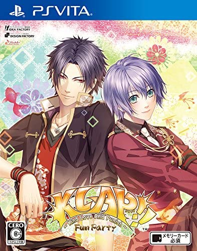 KLAP!! ~Kind Love And Punish~ Fun Party - PS Vita