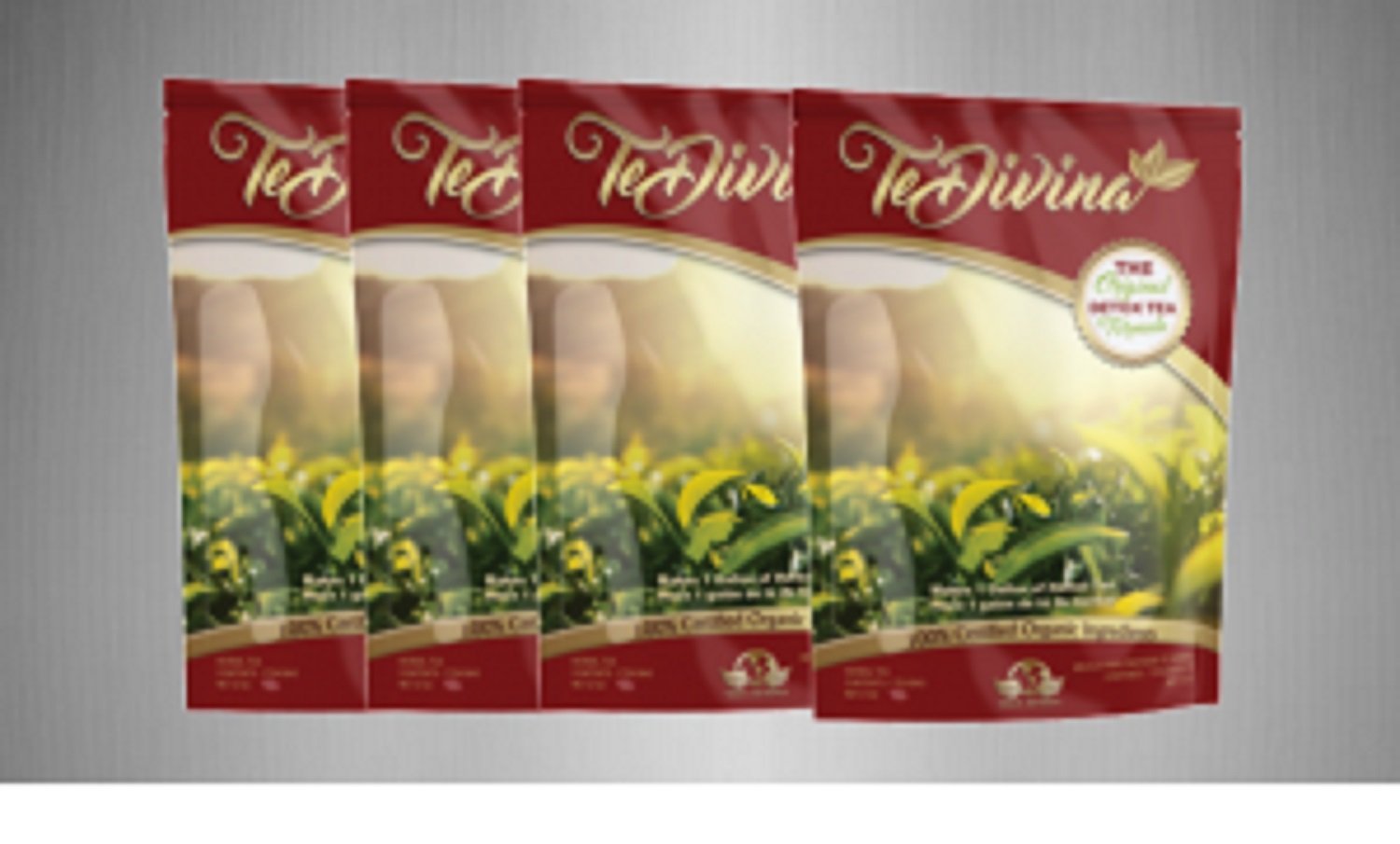 Best deal  Authentic,In stock,4 packsTeDivina One month supply,coming back of the''ORIGINAL''detox tea, way more effective than iaso tea by tedivina
