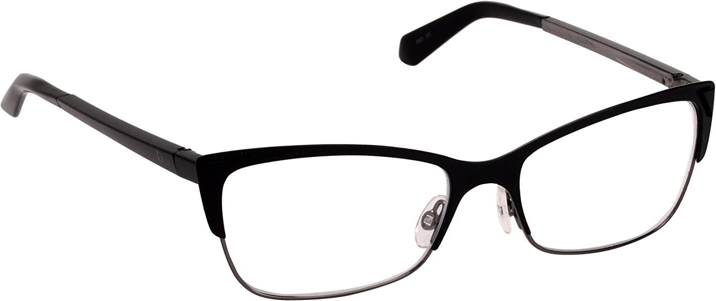 Amazon.com: Christian Dior Women\'s Eyewear Frames 3780 54mm Black ...