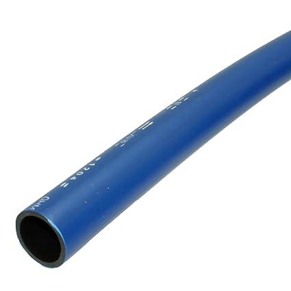 SmartProduct PE Rohr 50m x 25mm PN10 PE-HD Wasserrohr Verlegerohr Wasserleitung Versorgungsleitung Bew/ässerung Kunststoffrohr schwarz und 2X Verschraubung Winkel 90/° 25mm