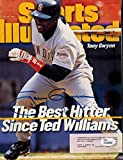 Tony Gwynn Autographed San Diego Padres Sports Illustrated 6/28/1997 15490 - JSA Certified - Autographed MLB Magazines
